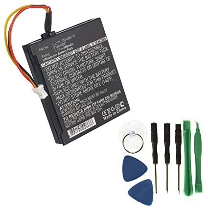 Exell Wireless Mouse Battery 3 7V 600mAh Li-Ion Fits Logitech G930, Gaming  Headset G930, Headset G930, MX Revolution Replaces Logitech 533-000018,