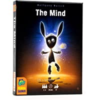 Steve Jackson Games PAN201809 Current Edition The Mind Board Game