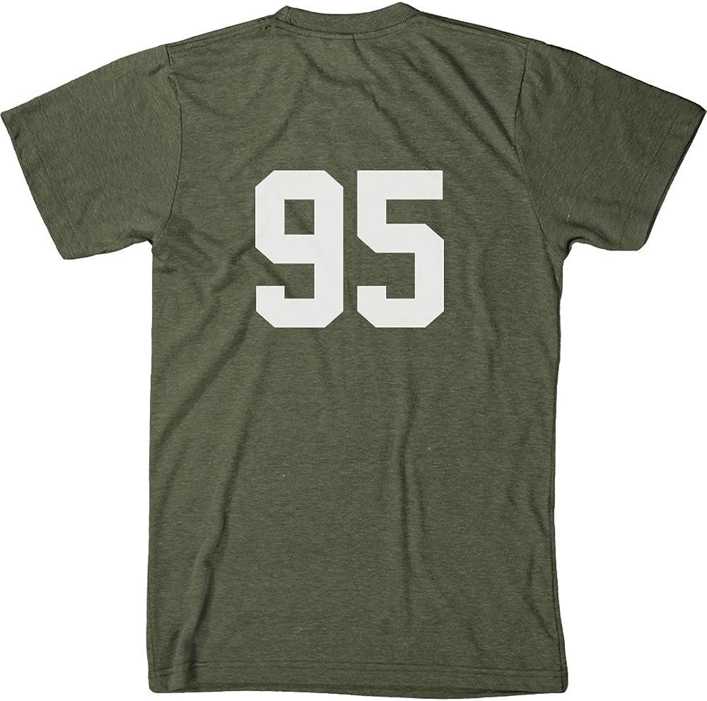 Standard Number 95 Modern T Shirt 8526