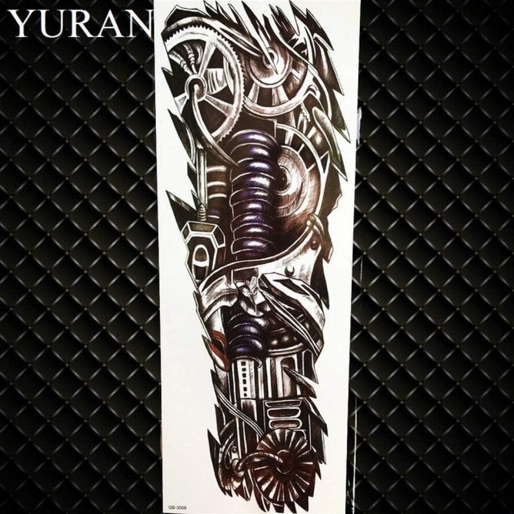 Pegatina Dark Knight With Big Lion Black Tattoo: Amazon.es: Belleza