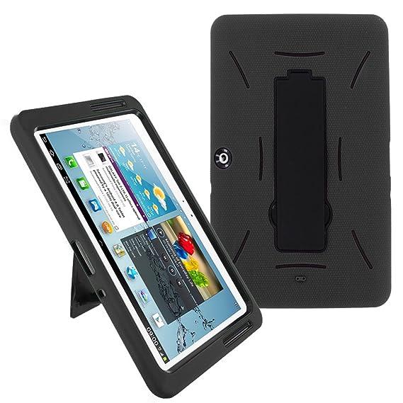 amazon com galaxy tab 2 10 1 case kiq tm heavy duty hybrid rh amazon com Samsung Galaxy S Manual Samsung User Manual Guide