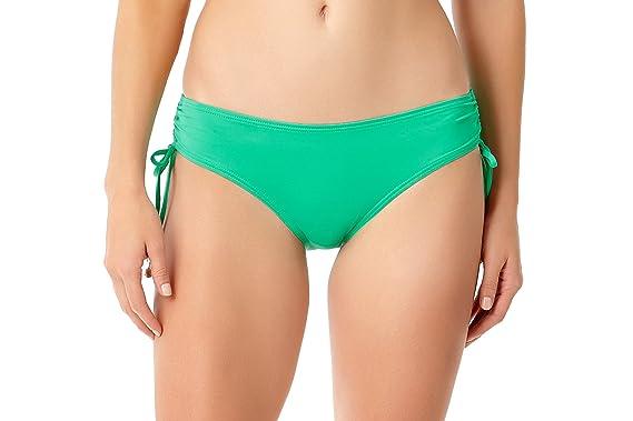 6e20a2a409f2a Amazon.com: Anne Cole Women's Live in Color Alex Side Tie Swim ...