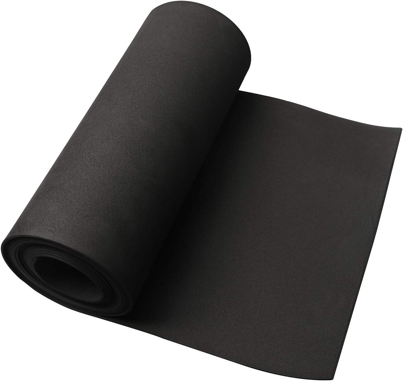 wide Makitoyo Professional Tool Box Liner and Drawer Liner x 16 feet 16 inch Foam EVA /& Rubber Tool Box Drawer Liner Mat long Non-Slip Black