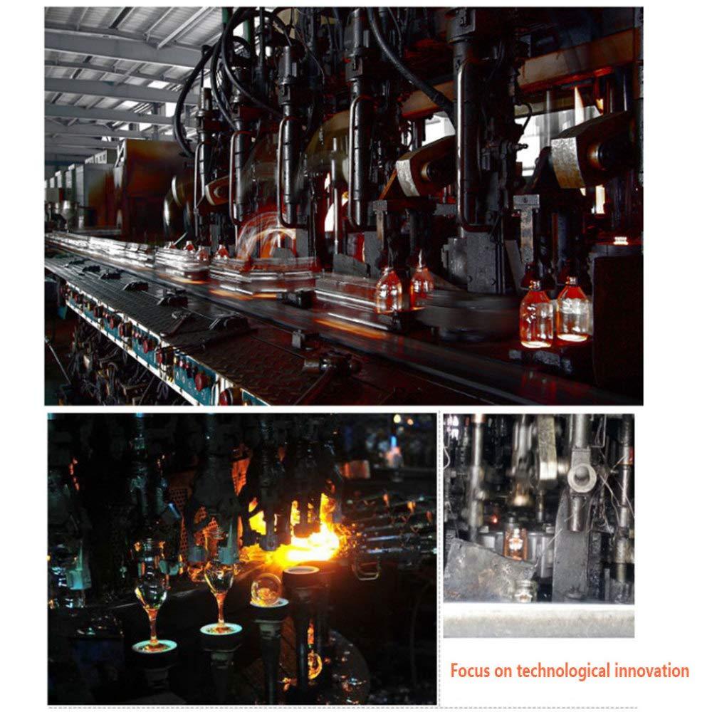... Paisaje Vidrio Botella Luminosa Luz Micro Vista Vidrio Botella Luminosa Madera TapóN De La Botella Vidrio Botellas Decoradas A Mano: Amazon.es: Hogar