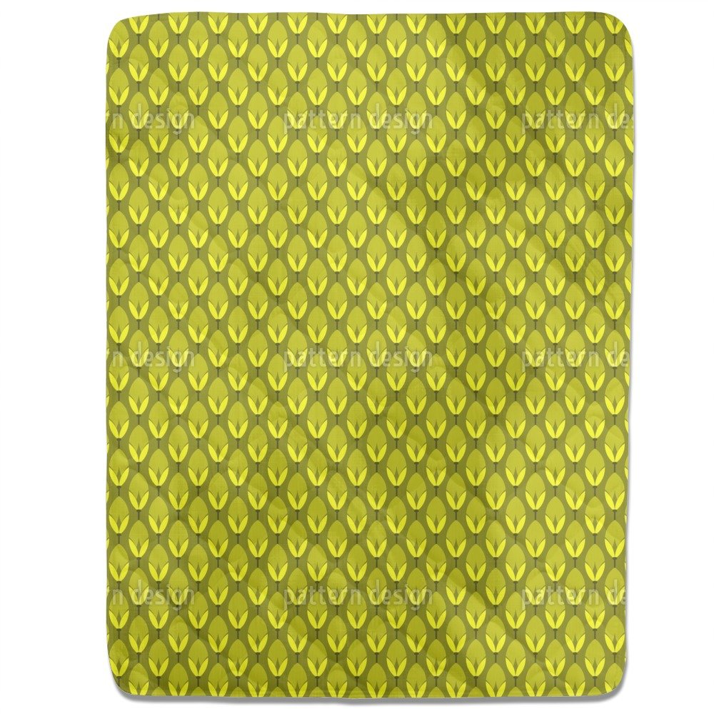 Buds School Fitted Sheet: King Luxury Microfiber, Soft, Breathable