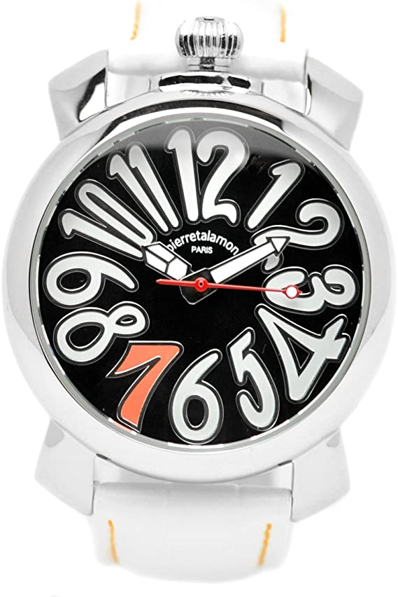 [ピエールタラモン] 腕時計 ピエールタラモン PT-5000-2 ブラック