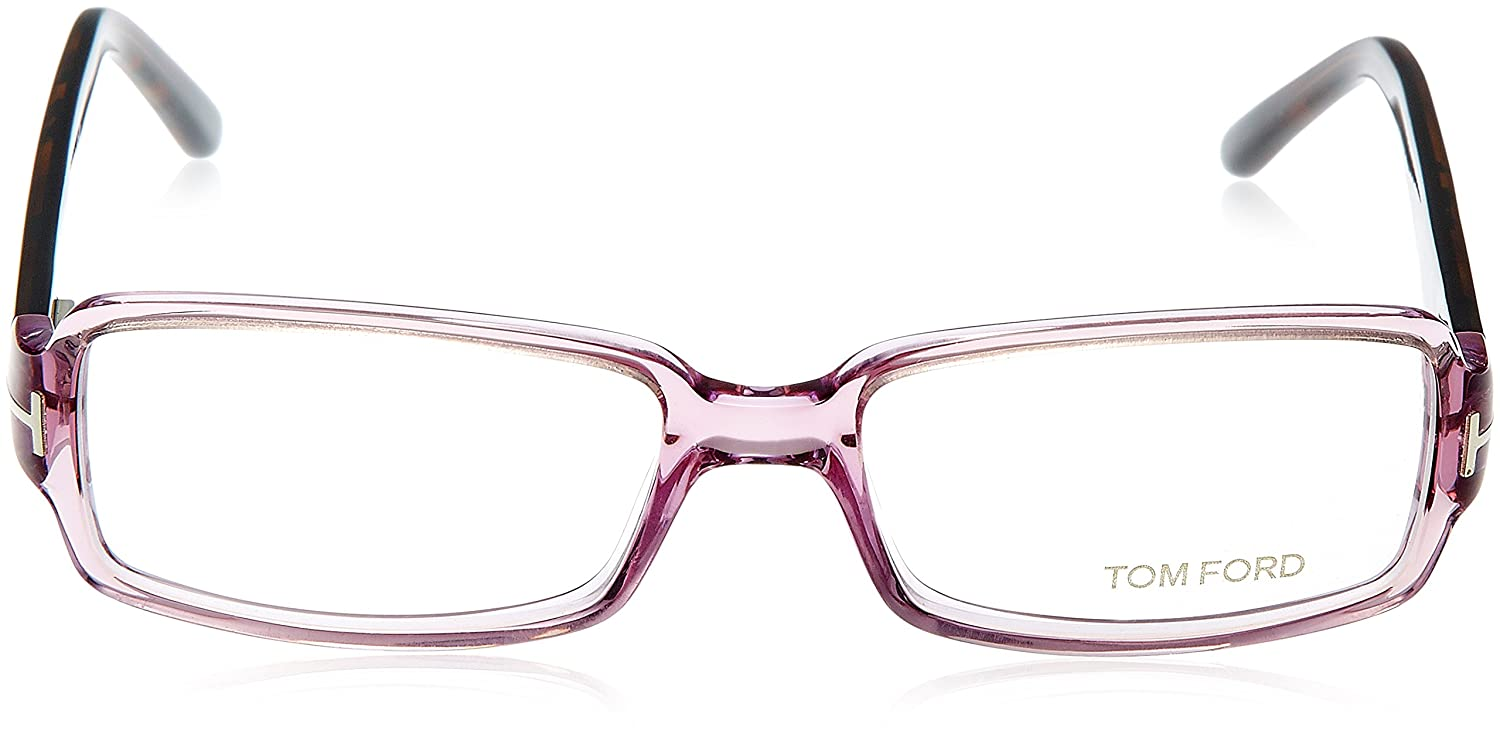 120a3fbab3f Amazon.com   Tom Ford FT5185 Eyeglasses - 080 Transparent Orchid - 53mm    Prescription Eyewear Frames   Beauty