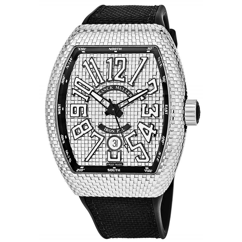Franck Muller Vanguard Iron PXL - Reloj automático para Hombre ...