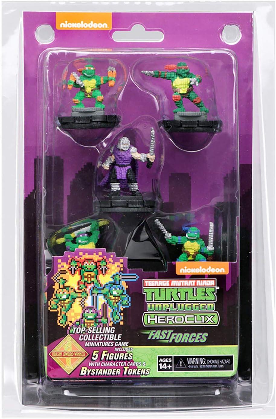Teenage Mutant Ninja Turtles Heroclix: Fast Forces