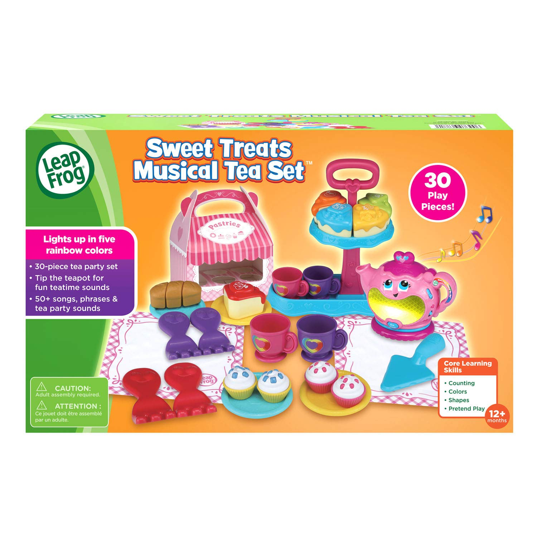 LeapFrog Sweet Treats Musical Deluxe Tea Set (Amazon Exclusive) by LeapFrog (Image #7)