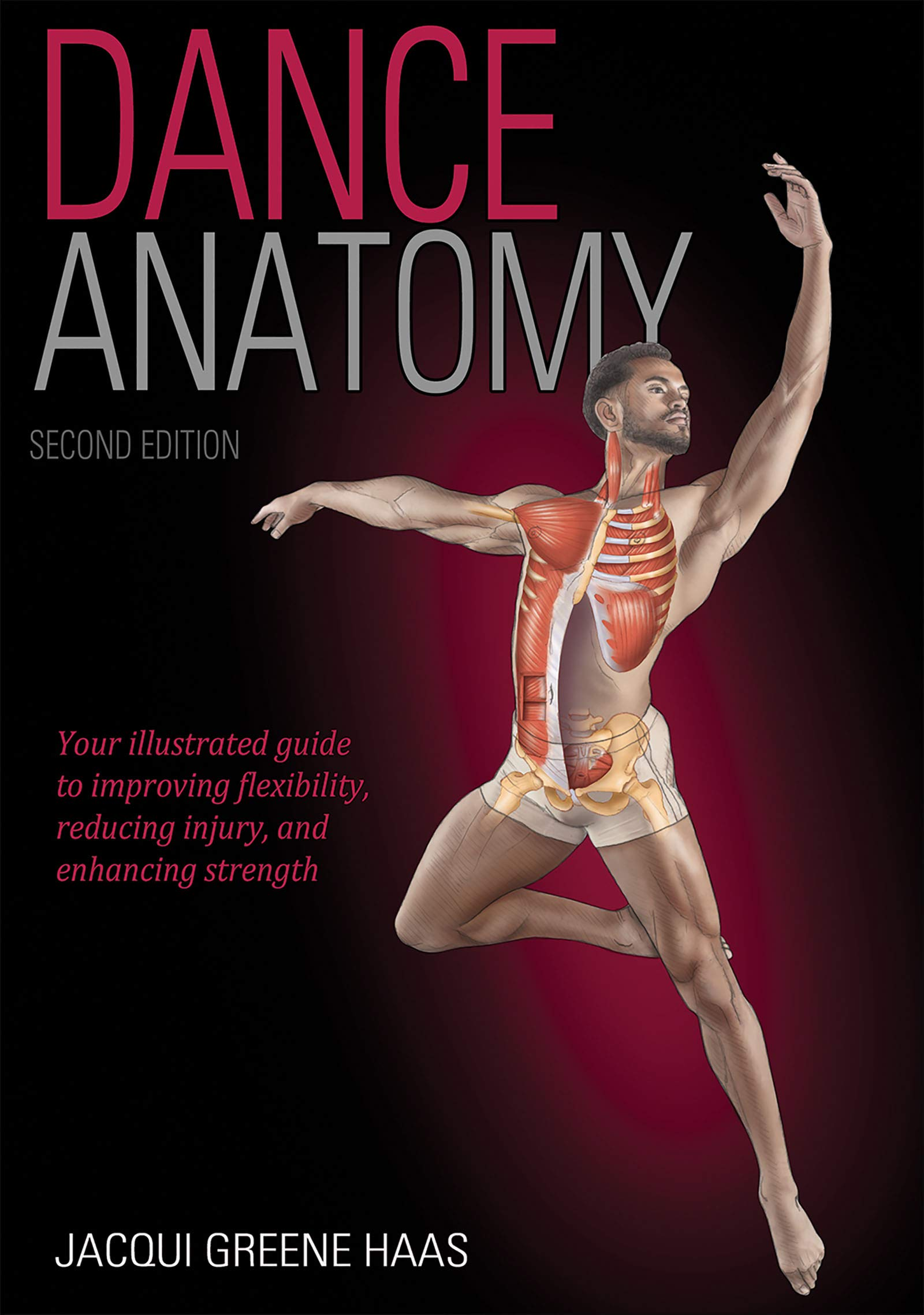 Dance Anatomy Jacqui Haas product image