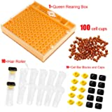 Sunflower Beekeeping Complete Queen Rearing Grafting Kit with nicot System for Apiculture