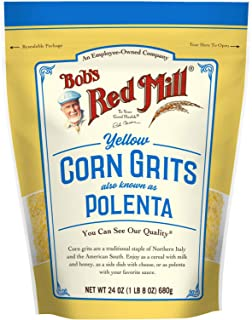 product image for Bob's Red Mill Corn Grits, Polenta, 24 Ounce (Pack of 1)