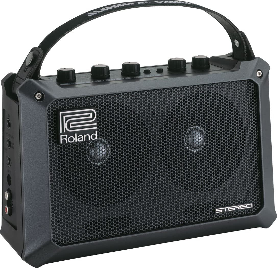 BOSS MOBILE CUBE - Amplificador para guitarra stereo a pilas (importado)