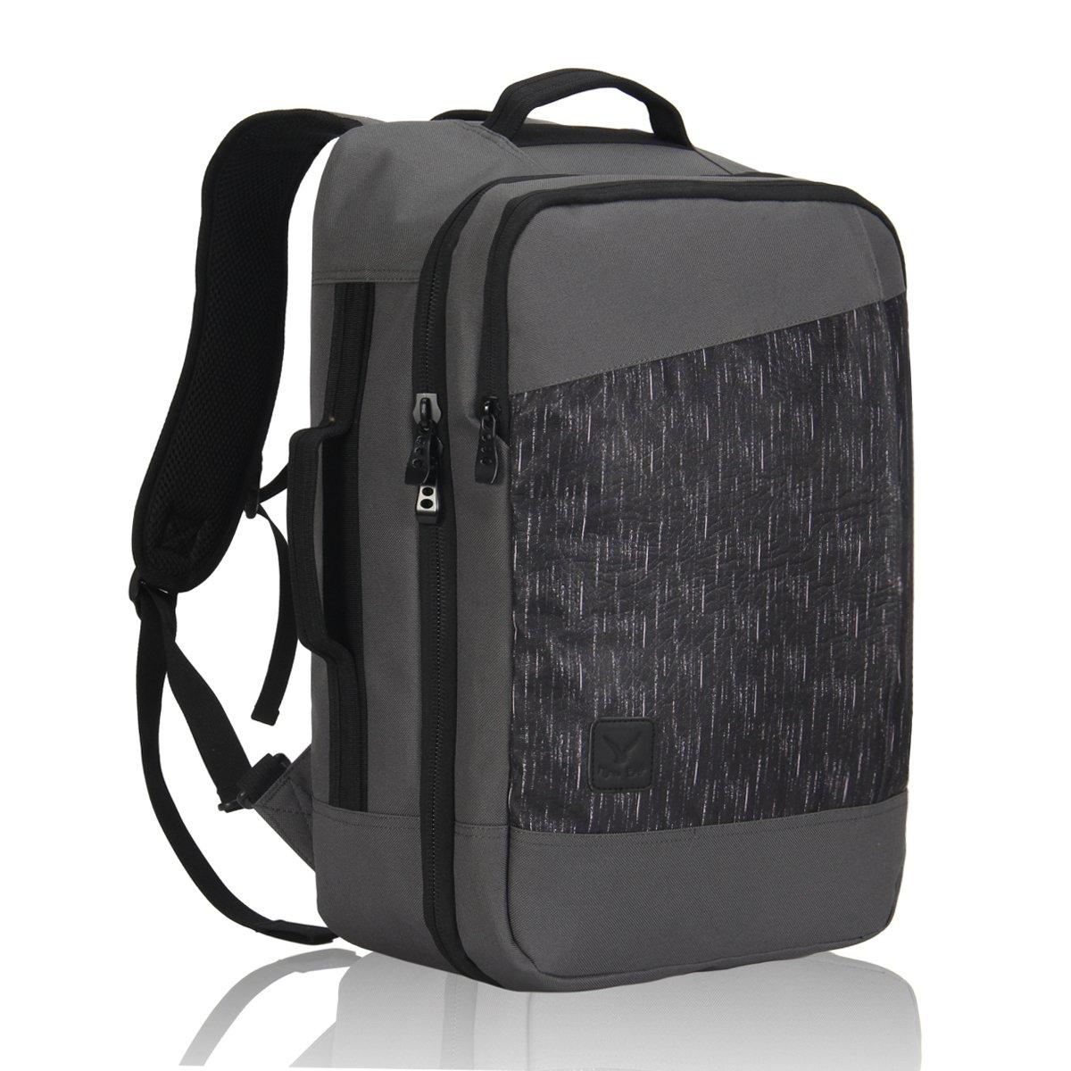 Veevan Flight Approved Carry on Backpack Business Weekend Bags Travel Rucksack 28 Liter Drak Blue VN217235