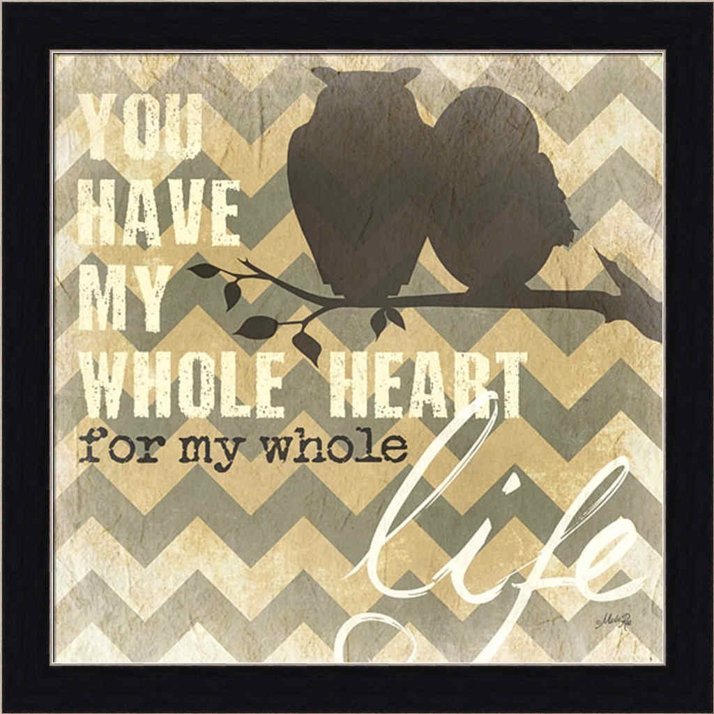Amazon.com: You Have My Whole Heart for My Whole Life by Marla Rae ...