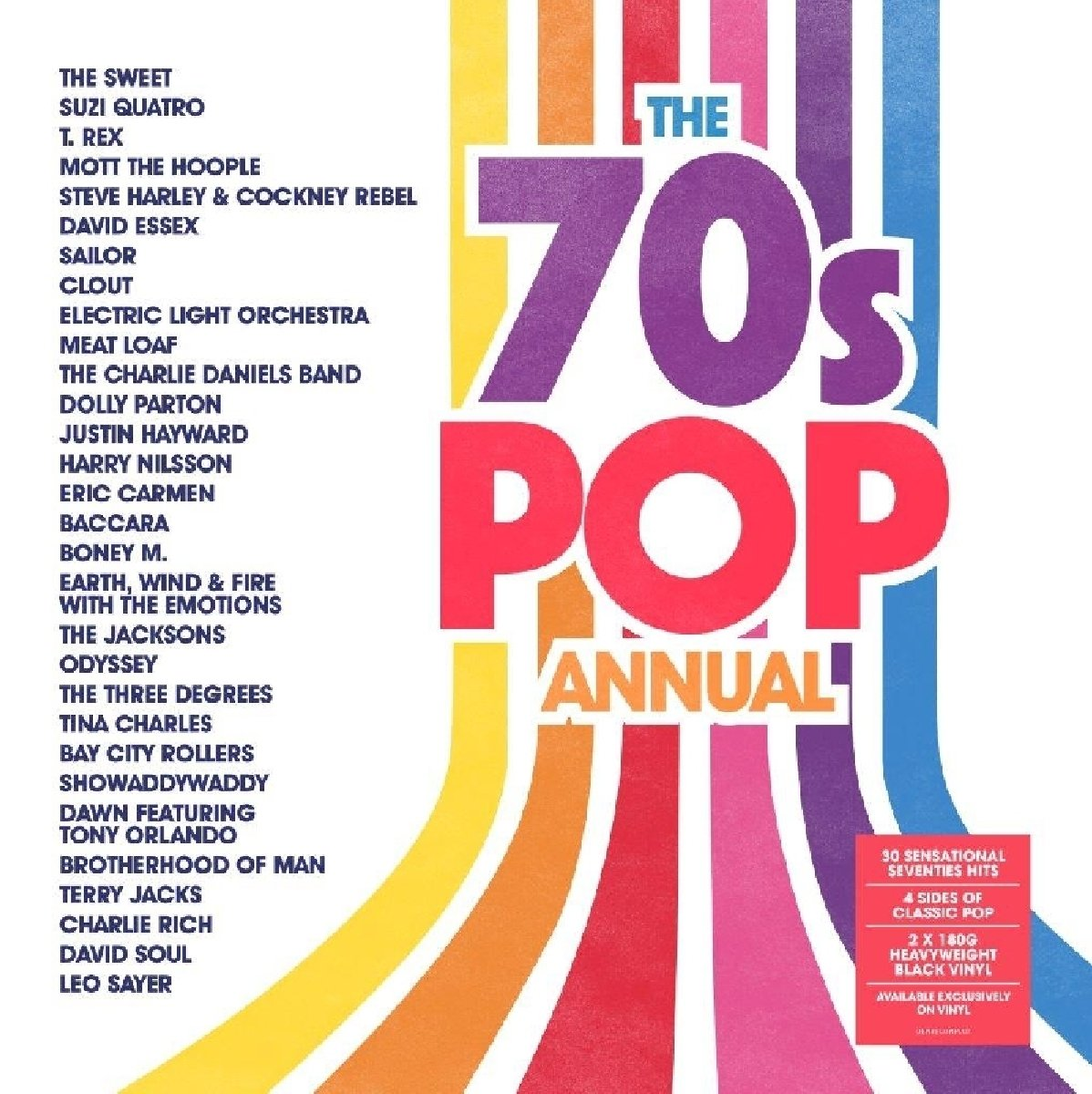 70S Pop Annual 2 Import Various Import Allemand