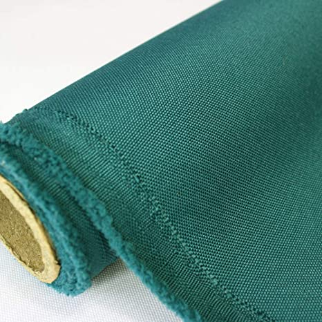 5 yds Vinyl Fabric by the yard 36 inches Wide Upholstery Green 100/% Polyester