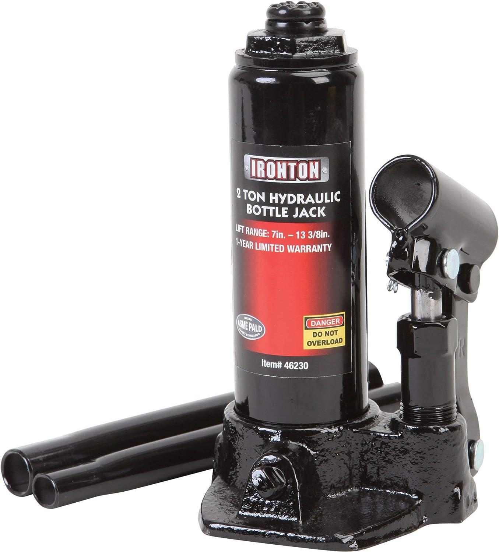 Ironton Hydraulic Bottle Jack - Best jack for lifted trucks