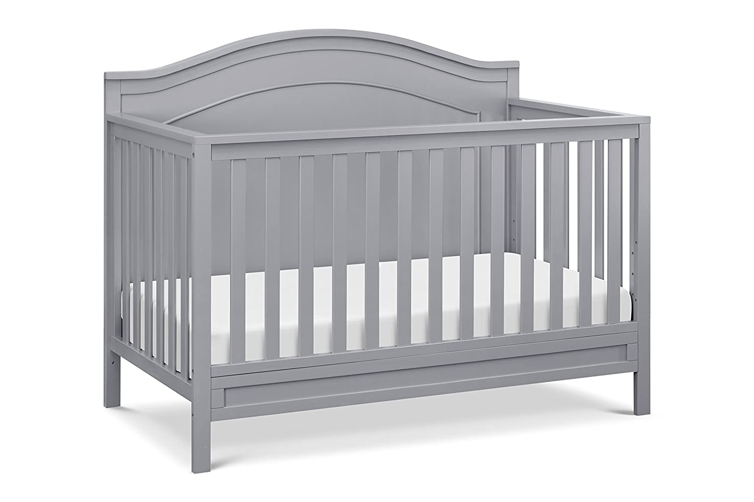 DaVinci Charlie 4-in-1 Convertible Crib, Grey M12801G