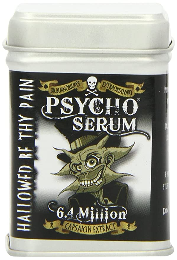 1 opinioni per Psycho Serum 6.4 Million additivo piccante