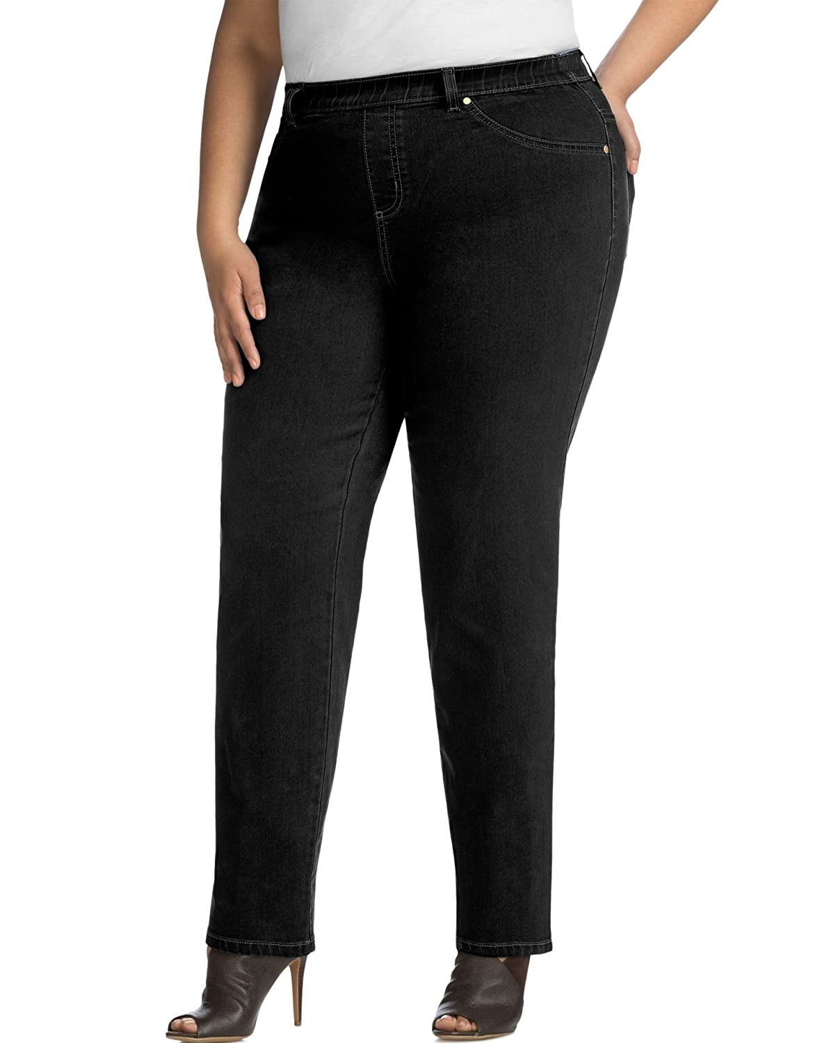 Just My Size Women's Apparel Womens Plus-Size Plus Size Stretch Denim Jegging 0318