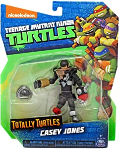 Teenage Mutant Ninja Turtles Nickelodeon Totally Turtles Casey Jones Action Figure