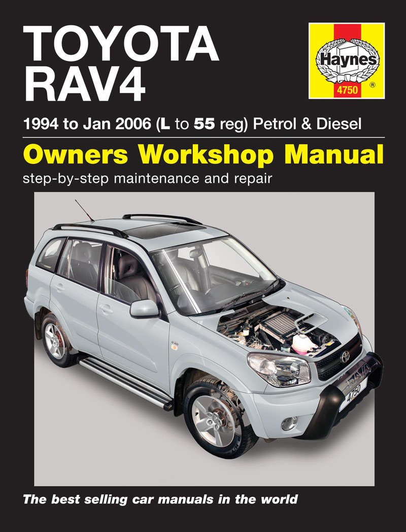Toyota RAV4 Service Manual: Disassembly