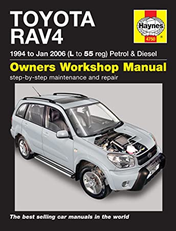 toyota rav4 repair manual haynes manual service manual workshop rh amazon co uk citroen c3 workshop repair service manual download smart service repair workshop manual