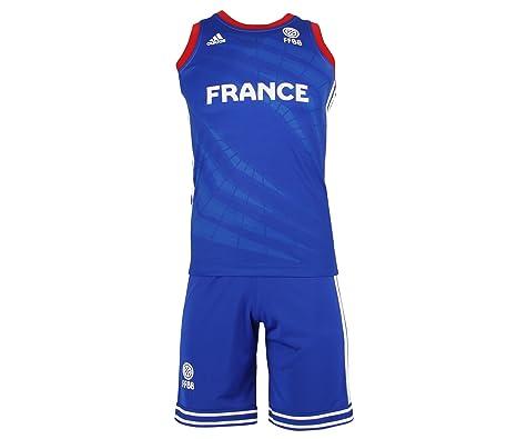bonne vente de chaussures acheter de nouveaux Excellente qualité ADIDAS PERFORMANCE Mini Kit Enfant Basketball France FFBB ...