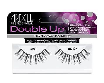 547a0af98da Amazon.com : Ardell Double Up Lashes, 206 : Fake Eyelashes And Adhesives :  Beauty