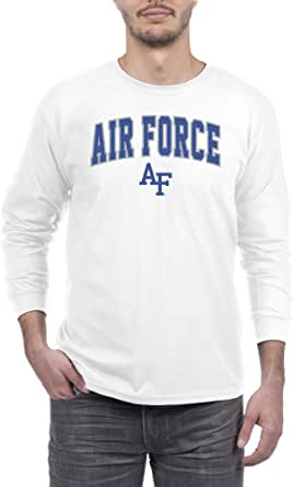Elite Fan Shop NCAA Mens Long Sleeve T Shirt Alt