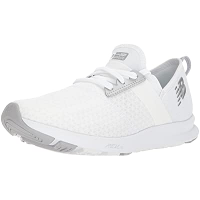 New Balance Women's Nergize v1 Fuelcore Cross Trainer, White/White, 6 D US | Fashion Sneakers
