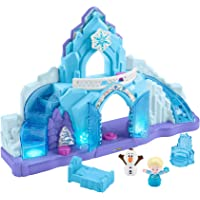 Fisher-Price Disney Frozen Elsa's Ice Palace by Little People