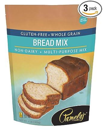 Pamelas Products - Juego de 3 bolsas de pan, sin pegamento ...