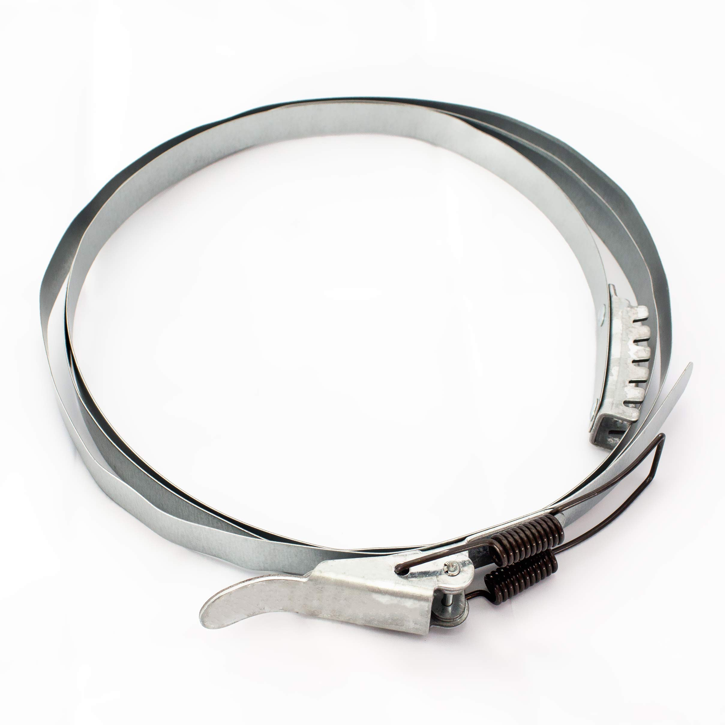 POWERTEC 71214 Band Clamp for Dust Collector, 14-Inch (370mm)