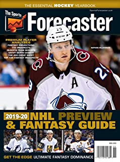 The Sports Forecaster 2018-19 NHL Preview & Fantasy Yearbook