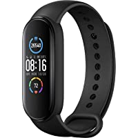 Xiaomi Mi Band 5 Smart Wristband 1.1 inch Color Screen with Magnetic Charging 11 Sports Modes Remote Camera Bluetooth 5…