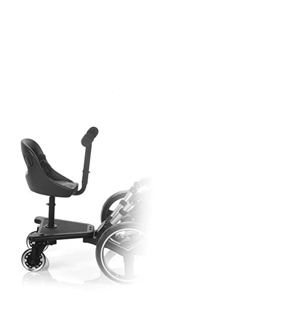 Be Cool 503 AAA Seat - Asiento para el patín universal Skate de Be Cool, negro, unisex