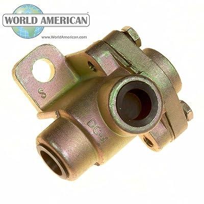 World American WA278614 Double Check Valve: Automotive