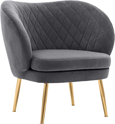 Duhome Velvet Accent Chair - the best living room chair for the money