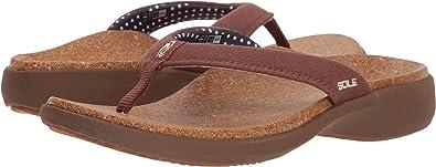 SOLE Casual Cork Flip Flops