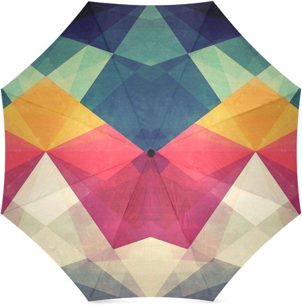 Beautytool Personalized Meet Me Halfway Foldable Sun Rain Anti-Uv Umbrella