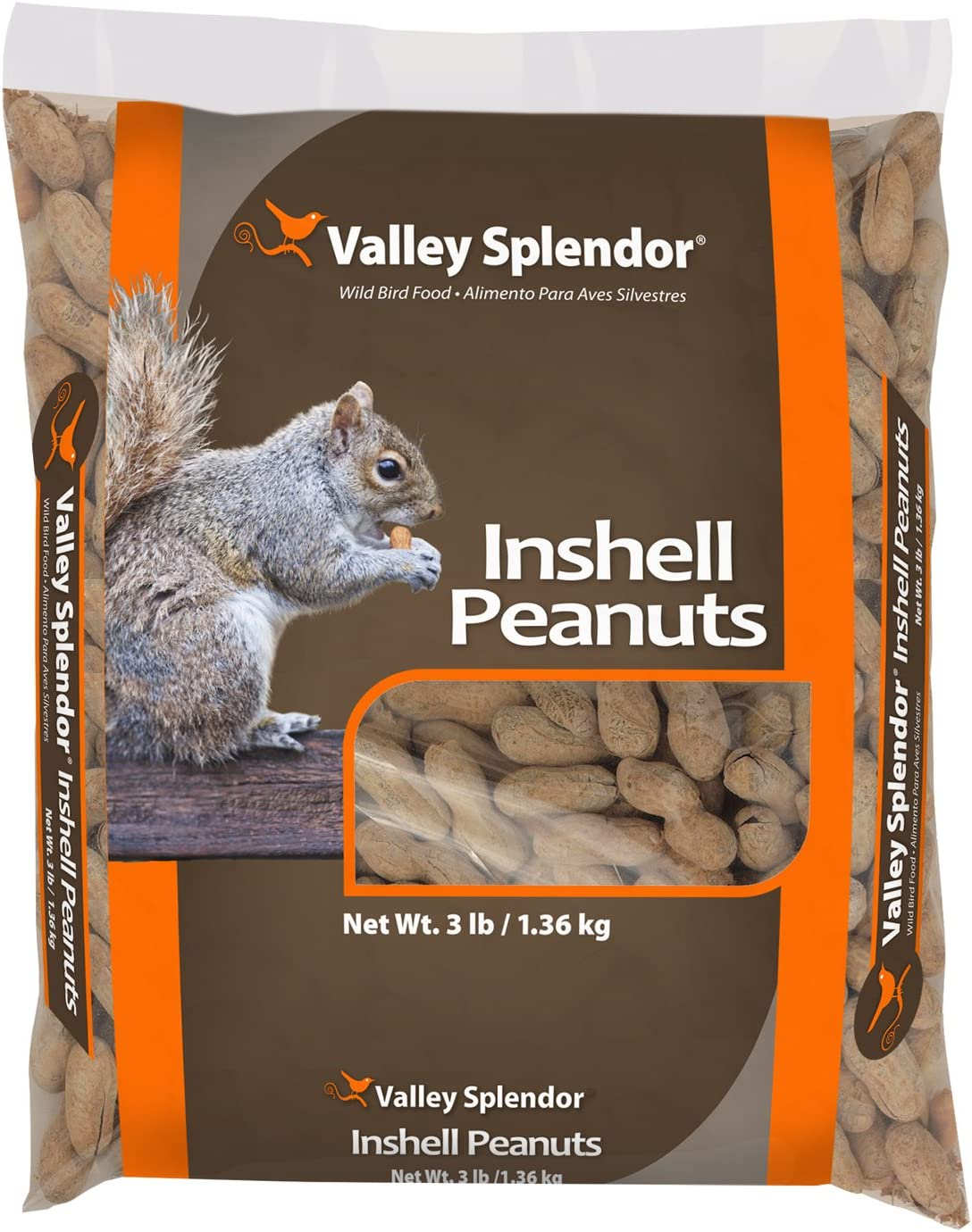 Red River Commodities 347 Peanuts In A Shell 3lbs.