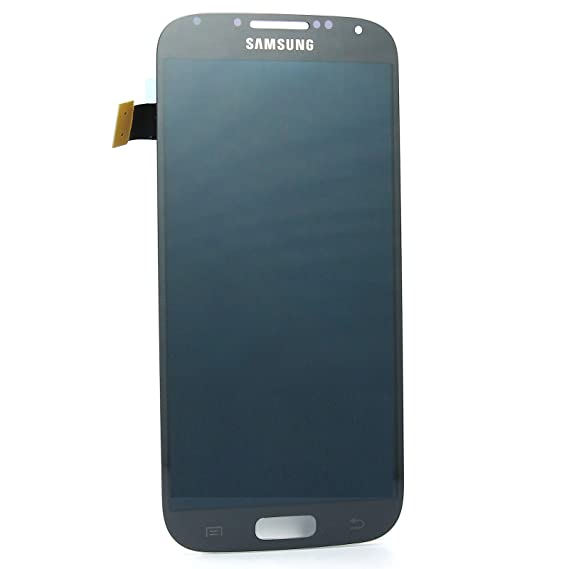 Original OEM Black Full LCD Touch Screen Digitizer Assembly For Samsung Galaxy S4 I9500