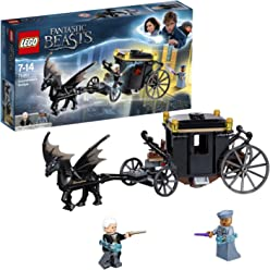 LEGO Animales Fantásticos, Huida de Grindelwald (75951)