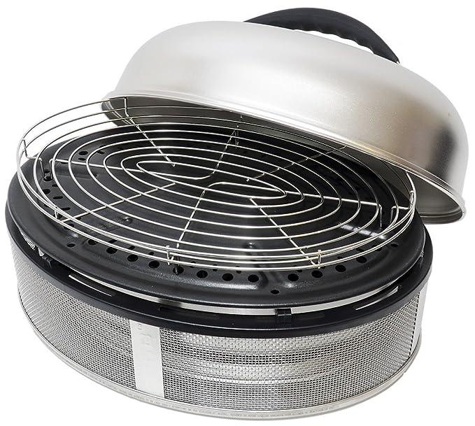 Amazon.com: Cobb Supreme Carbón vegetal Barbacoa de mesa ...