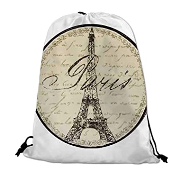Amazon.com: Paris Decor - Cartel decorativo de pared de ...