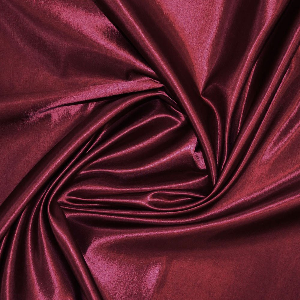 Ruby Satin Back Dupion Fabric SKU03943