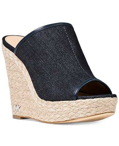 b9976452b7 MICHAEL Michael Kors Hastings Mule Sandals  Amazon.co.uk  Shoes   Bags